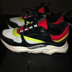 Dior Shoes   B22 Sneaker   Poshmark b64e9259388